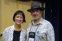 Tess Gerritsen with The Vigilante Author