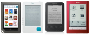 writing ereading devices