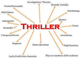 thriller elements chart