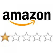 Amazon one star