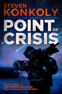 Point of Crisis cover