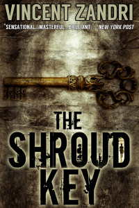 The_Shroud_Key cover