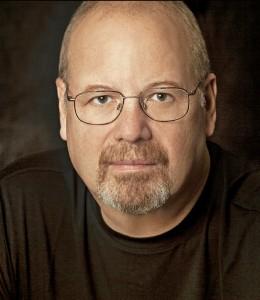 Crime Thriller Author John Clarkson
