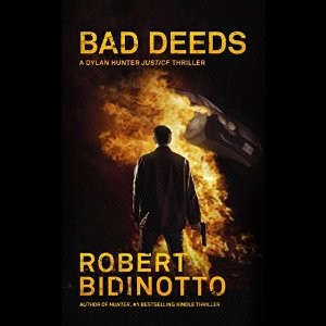 BAD DEEDS audio cover