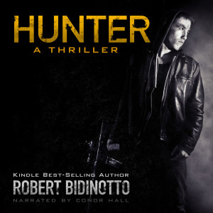 hunter audiobook cover final