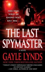 The Last Spymaster cover